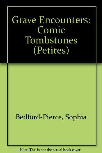 9780880888127: Grave Encounters: Comic Tombstones (Petites)