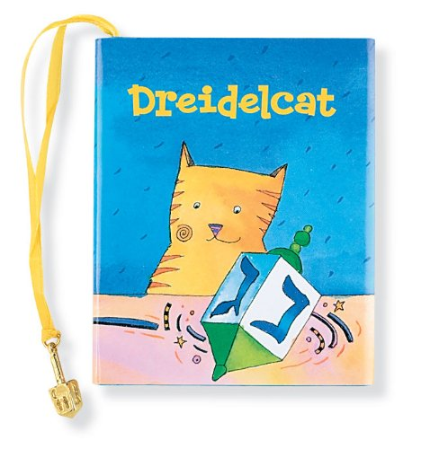 9780880888196: Dreidelcat (Mini Book, Hanukkah, Holiday) (Charming Petites)