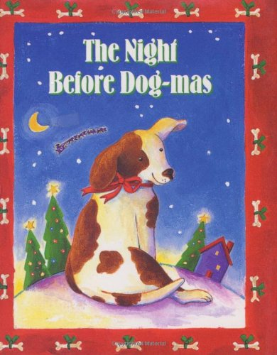 9780880888356: The Night Before Dog-Mas (Mini Book, Christmas, Holiday)