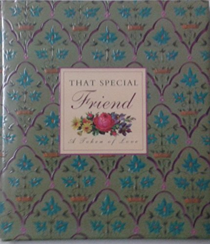 9780880888660: That Special Friend: A Token of Love (Keepsakes)