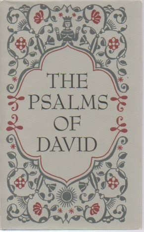 The Psalms Of David By King David Peter Pauper Press N Y