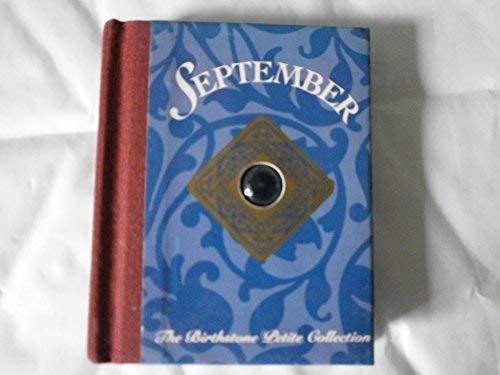 9780880889834: September (Birthstone Petite Collection : September)
