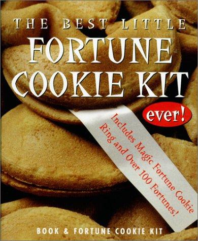 9780880889933: The Best Little Fortune Cookie Kit Ever (Petites Plus(tm))
