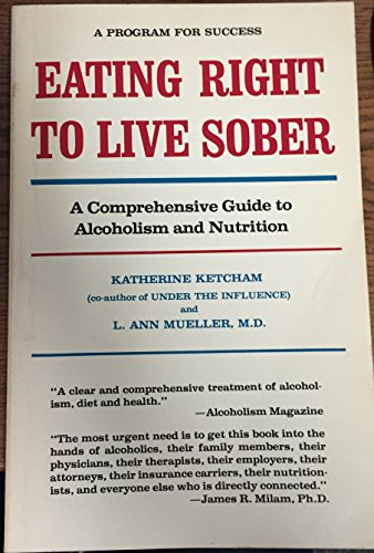 9780880890069: Eating Right to Live Sober