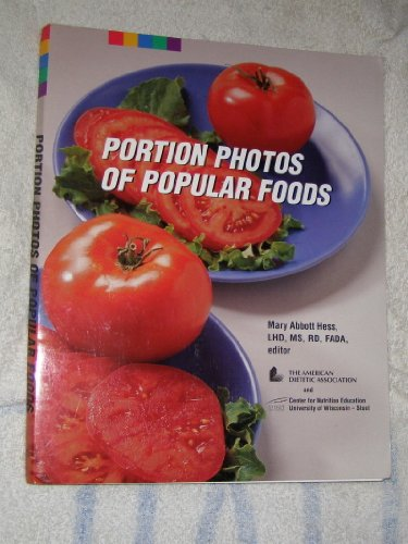 9780880911627: Portion Photos of Popular Foods