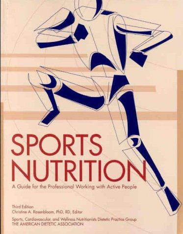 Sports Nutrition 9780880911764 Book by Christine Rosenbloom