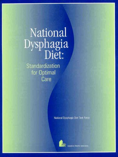 9780880913157: National Dysphagia Diet: Standardization for Optimal Care