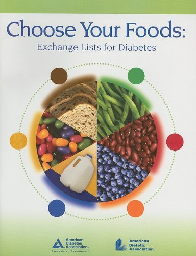 9780880913775: Choose Your Foods: Exchange Lists for Diabetes