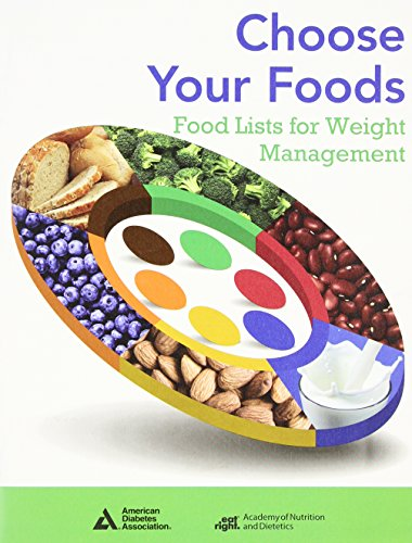 9780880913898: Choose Your Foods: Food Lists for Weight Management: Single Copy