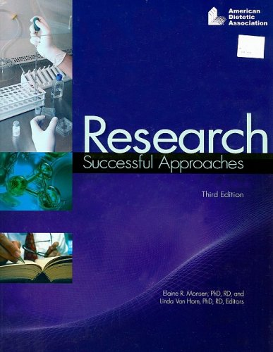 9780880914154: Research: Successful Approaches, 3rd Ed.