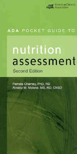 9780880914215: ADA Pocket Guide to Nutrition Assessment