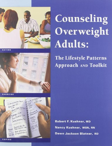 9780880914222: Counseling Overweight Adults: The Lifestyle Patterns Approach and Toolkit