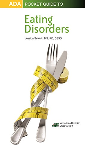 9780880914369: ADA Pocket Guide to Eating Disorders