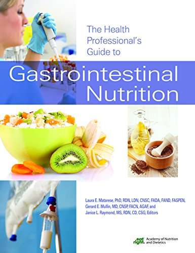 9780880914505: The Health Professional's Guide to Gastrointestinal Nutrition