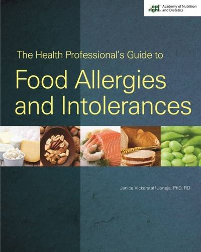 9780880914536: The Health Professional's Guide to Food Allergies and Intolerances