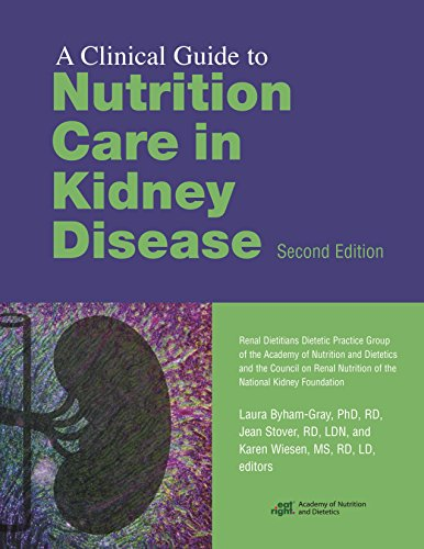 9780880914703: Clinical Guide to Nutrition Care in Kidney Disease, Second Edition