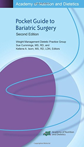 9780880914857: Academy of Nutrition and Dietetics Pocket Guide to Bariatric Surgery, Second Edition
