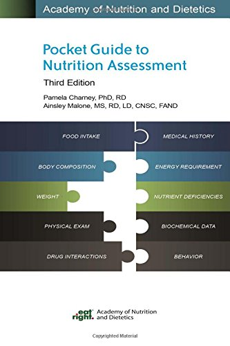 Academy of Nutrition and Dietetics Pocket Guide to Nutrition Assessment 9780880914895 This edition is substantially revised, with a new chapter on the Nutrition Care Process, updated information on nutrition screening, tho