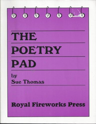 The Poetry Pad: Sue Thomas