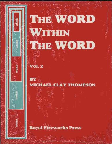 9780880922029: Word Within the Word Student Book 2