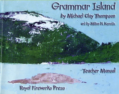 9780880925761: Grammar Island: Teacher Manual