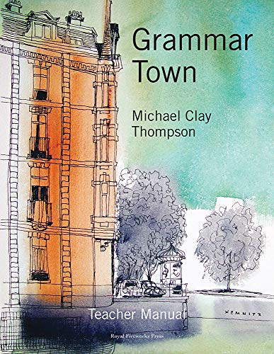 9780880925914: Grammar Town: Teacher Manual