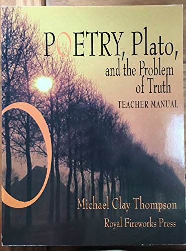 9780880926652: Poetry, Plato, and the Problem of Beauty, Teacher edition