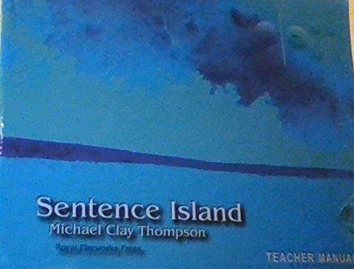 9780880926690: Sentence Island: Teachers Manual
