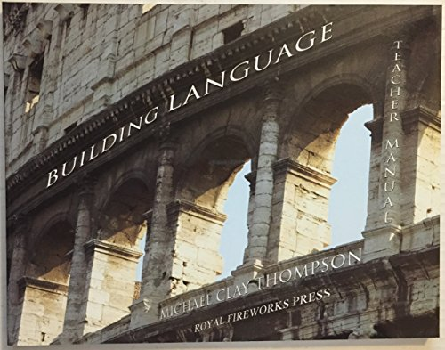 9780880929073: Building Language