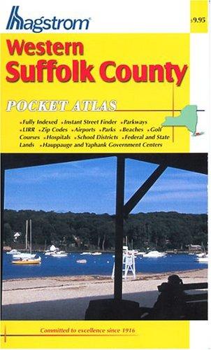 9780880970440: Suffolk County/Western: Pocket Atlas