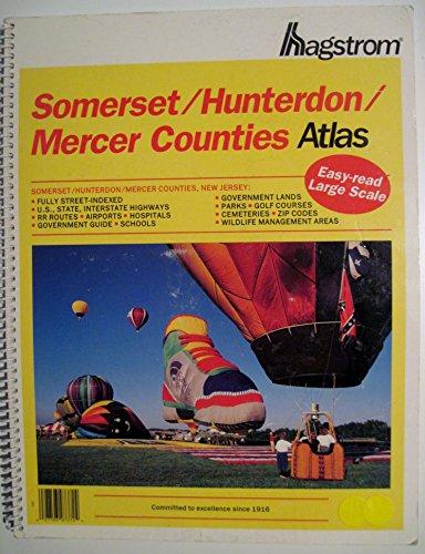 Somerset/Hunterdon/Mercer Counties Atlas