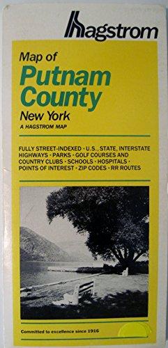 9780880971119: Putnam County, N.Y. Pocket Map