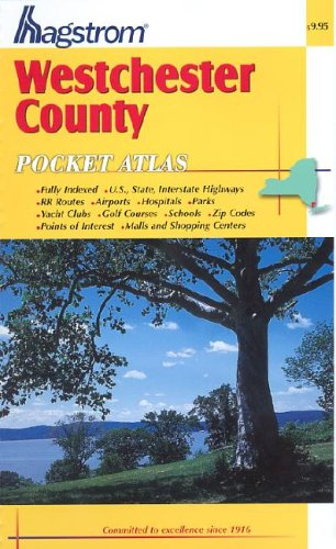 Westchester County: Pocket Atlas