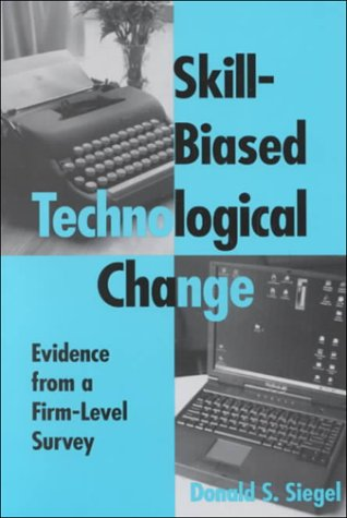 9780880991971: Skill-Biased Technological Change: Evidence from a Firm-Level Survey