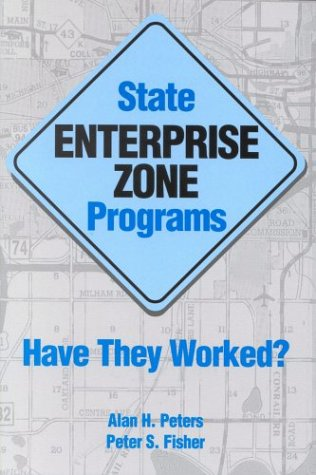 9780880992497: State Enterprise Zone Programs: Have They Worked?
