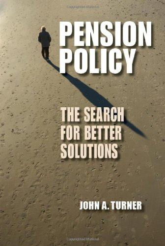 9780880993555: Pension Policy: The Search for Better Solutions