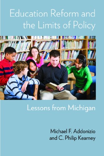 9780880993890: Educatiion Reform and the Limits of Policy: Lessons from Michigan