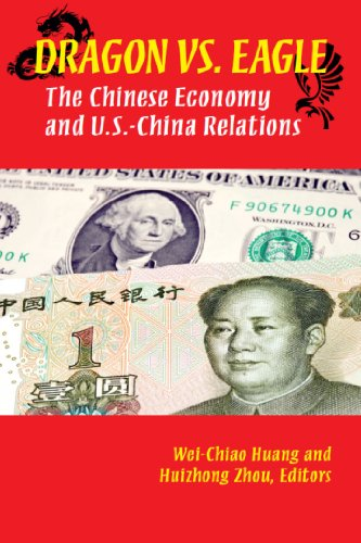 9780880994040: Dragon versus Eagle: The Chinese Economy and U.S.-China Relations