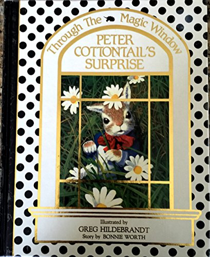 Peter Cottontail's surprise: Greg Hildebrandt