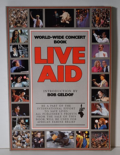 9780881010244: Live Aid: World Wide Concert Book