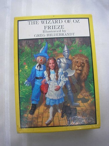 The Wizard of Oz Frieze: Baum,L. Frank