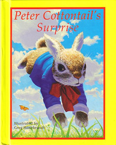 9780881010657: Peter Cottontail's Surprise (Through the Magic Window)