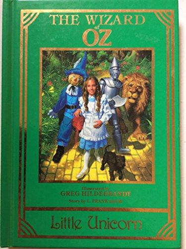 The Wizard of Oz (Little Unicorn): L. Frank Baum