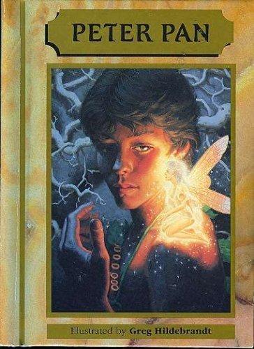 Peter Pan; Little Unicorn Edition, Abridged Edition: Barrie, J. M.