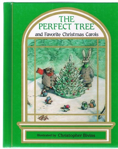 9780881011043: The Perfect Tree and Favorite Christmas Carols (Through the Magic Window)