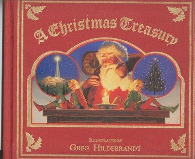 9780881011074: Christmas Treasury (Unicorn Linen Gift Books)