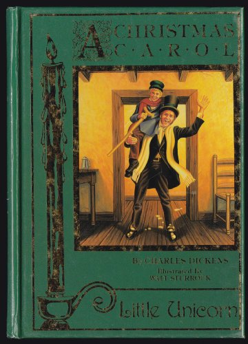 9780881011890: Christmas Carol (Little Unicorn Classics)