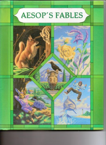 AESOP'S FABLES: Sturrock, Walt, illustrator)