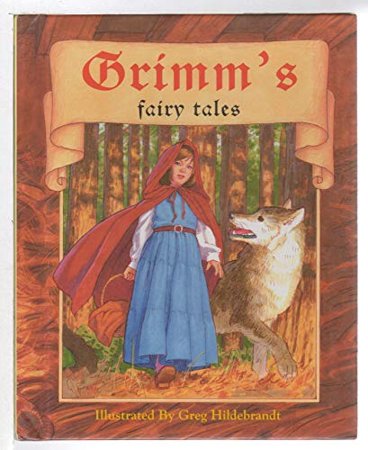 Grimms Fairy Tales (9780881012880) by Greg Il Hildebrandt