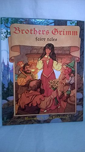 9780881012897: Brothers' Grimm Fairy Tales